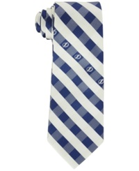 Eagles Wings Tampa Bay Lightning Checked Tie Darkblue