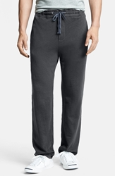 James Perse 'Classic' Sweatpants Carbon Pigment