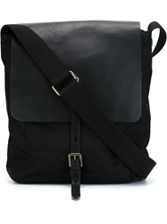 Ally Capellino 'Ivan' Satchel Black