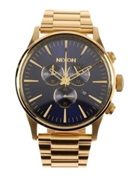 Nixon Wrist Watches Gold