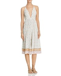 Faithfull The Brand Hamptons Floral Jumpsuit Faded Out Print