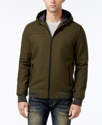 American Rag Men's Quill Bomber Jacket Only At Macy's Caper Heather
