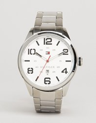 Tommy Hilfiger 1791159 Conner Bracelet Watch In Silver Silver