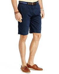 Polo Ralph Lauren Relaxed Fit Twill Surplus Shorts Aviator Navy