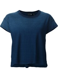 Ag Jeans 'City' T Shirt Blue