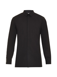 Helmut Lang Luxe Cotton Blend Shirt