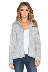 Patagonia Better Sweater Jacket Gray