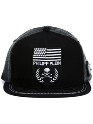 Philipp Plein 'In The End' Cap Black