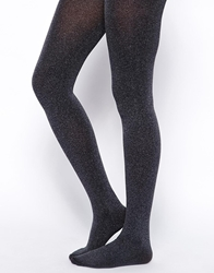 French Connection Lisa Melange Tights Grey