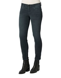 Democracy Six Pocket Skinny Jeans Pewter