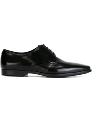 Kenzo 'Justice' Derby Shoes Black