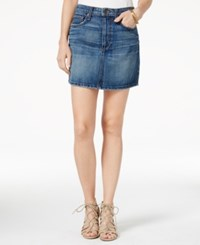 Joe's Jeans Joe's Woodstock Denim Skirt Antonia