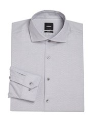 Strellson Sereno Dress Shirt Grey