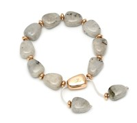 Lola Rose Lrj595995 Ladies Bracelet Grey