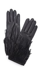 Agnelle Clara Gloves Black