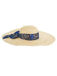 Phase Eight Catherine Straw Hat