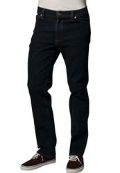Mustang Tramper Straight Leg Jeans Stone Washed Stone Blue