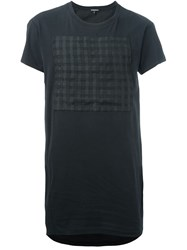 Ann Demeulemeester Slim Fit T Shirt Black
