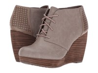 Dr. Scholl's Hype Taupe Burnished Women's Shoes
