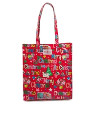 Cath Kidston Bookbag With Gusset Itschristmas