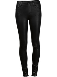 Citizens Of Humanity Coated Skinny Jeans Black