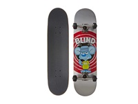 Blind Looney Mouse Complete Silver Skateboards Sports Equipment
