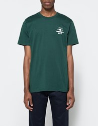 Carhartt S S World Wide Wip T Shirt Conifer
