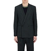 Paul Smith Men's Soho Double Breasted Sportcoat Green