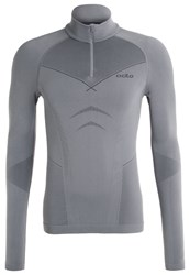 Odlo Evolution Undershirt Steel Grey Black