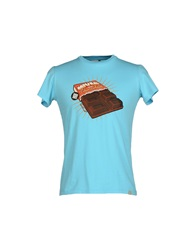 Madson Discount T Shirts Turquoise
