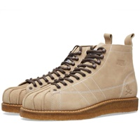 Adidas X Neighborhood Shelltoe Boot Hemp White And Gum