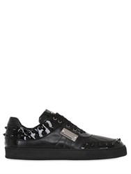Botticelli Sport Limited Studded Nappa Leather Sneakers