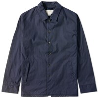 Nanamica Travel Jacket Blue
