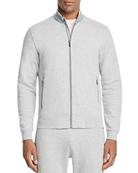 Z Zegna Basic Sweatshirt Light Grey