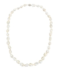 Belpearl Freshwater Baroque Pearl Necklace