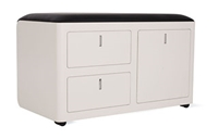 Cbox File And Drawers Black Design Within Reach