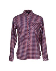 Element Shirts Red