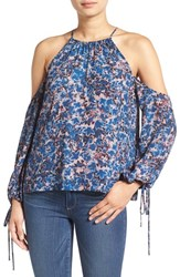 Rebecca Minkoff Women's 'Lee' Floral Print Top