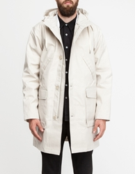 Our Legacy Shield Jacket White Stone