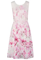 Tom Tailor Summer Dress Cherry Blossom Pink Rose