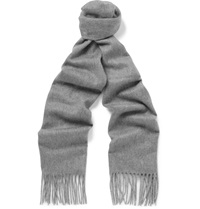 Beams Plus Cashmere Scarf Gray