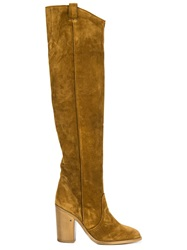 Laurence Dacade 'Silas' Boots Nude And Neutrals