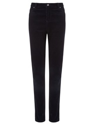 Collection Weekend By John Lewis Skinny Cord Jeans Navy Black
