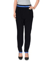 Mauro Grifoni Trousers Casual Trousers Women Black