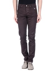 Dog Fox Trousers Casual Trousers Men Cocoa