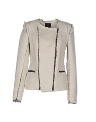 Hotel Particulier Suits And Jackets Blazers Women Ivory