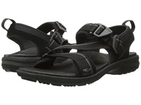Sole Navigate Raven Women's Sandals Black