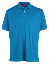S.Oliver Polo Shirt Oriental Blue Petrol