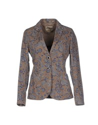 At.P. Co At.P.Co Suits And Jackets Blazers Women Grey