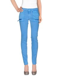 Deha Trousers Casual Trousers Women Azure